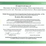 2. Certyfikat Nlpt